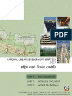 National Urban Development Strategy Nepal