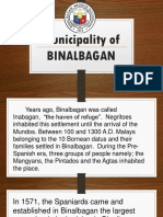 Binalbagan and Pontevedra