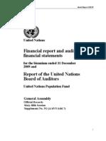 UNFPA Report 16 July 2010