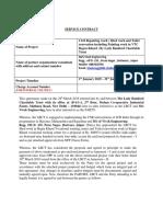 Contract - Vivek Engineering