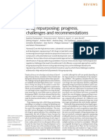 Nature - Drug Repositioning Review
