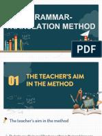 English Teaching GTM & DM