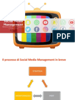 Petricone - Social Media Management Teoria + Esercitazione 25-11-2019 v3.1