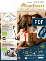 Auchan Ajandek Katalogus 20191128 1223