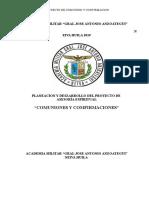 proyecto de comunion y confirmacion 2019.doc