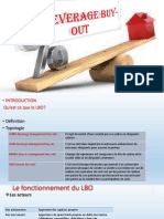 Le Leverage Buy-out