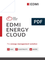 EDMI Energy Cloud Brochure English