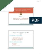 Tema 1 Sistematica y Taxonomia