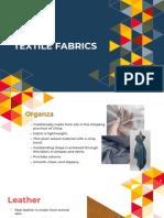 Textile Basics