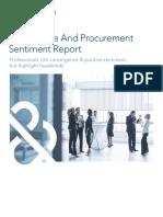Sentiment Report Final 2018