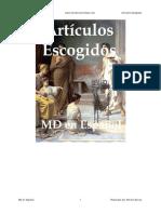 MD en Espanol - Articulos Escogidos