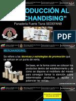 Merchandising Básico para Panaderias