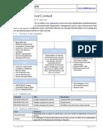 Sample of PM Diagram