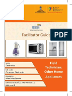 FG ELEQ3104 Field Technician Other Home Appliances 09-03-2018