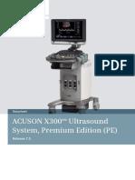 Siemens Acuson x300pe Datasheet Eng