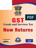 GST new return