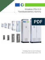 Emotron FDU2-0_manual_01-5325-09r2(15052014)