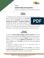 Pension Sobreviente Rufina Mendez