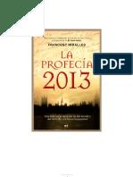 La Profeca 2013 - Francesc Miralles