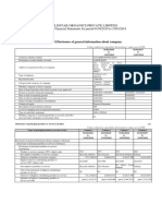 XBRL Financial Statements Duly Authenticated as Per Section 134 (Including Board (38)