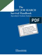 Ga Cad Job Search Handbook