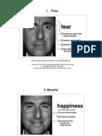 cele 7 emotii de baza