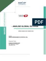 Analise Global PPRA