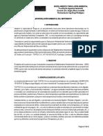 Taller Modelación Ambiental Del Vertimiento (Mav)