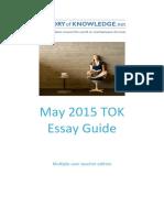 May 2015 Teg Teacher