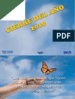 Presentación Cierre 2019