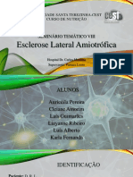 Esclerose Lateral Amiotrófica - ELA