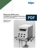 manual Babylog