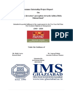 Jai SIP report .docx
