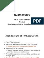 TMS320C54X