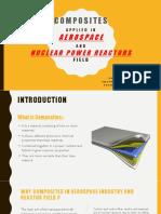 New Composites in Aerospace @Pc
