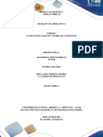 Aporte Individual-Unidad 1 Conectivos Lógicos y Teoría de Conjuntos Rosa Marzola