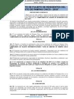 Bases Del Campeonato -Pampas Chico