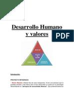 Gerarquia de Valores y Bibliografias