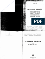 La Maquina Sincronica - Gottfried Gotter