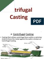 CENTRIFUGAL costing
