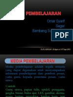 Presentasi - Media Pembelajaran