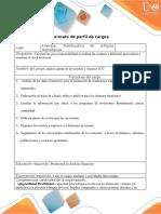 Formato - Perfil de Cargos Yira (1)