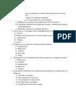 preguntas administracion 4to ciclo