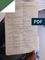SALU entry test 2018-19