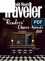 Yangon Excelsior Named in Top 20 Hotels in Asia in the Condé Nast Traveler's 2019 Readers Choice Awards