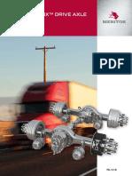 Meritor 14x Driveaxle Parts Catalog