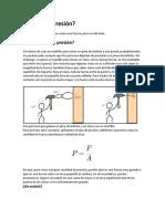 Fisica-presion