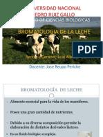 Bromatologia de La Leche