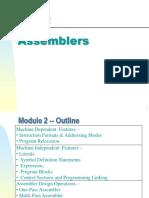Assembler Dependent Features