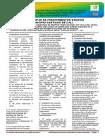 Conocimientos Basicos Municipio Santiago de Cali